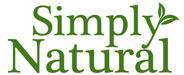 Simply Natural Logo
